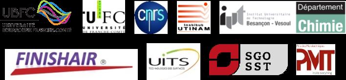Partenaires TRICOAT - FINISHAIR 2017